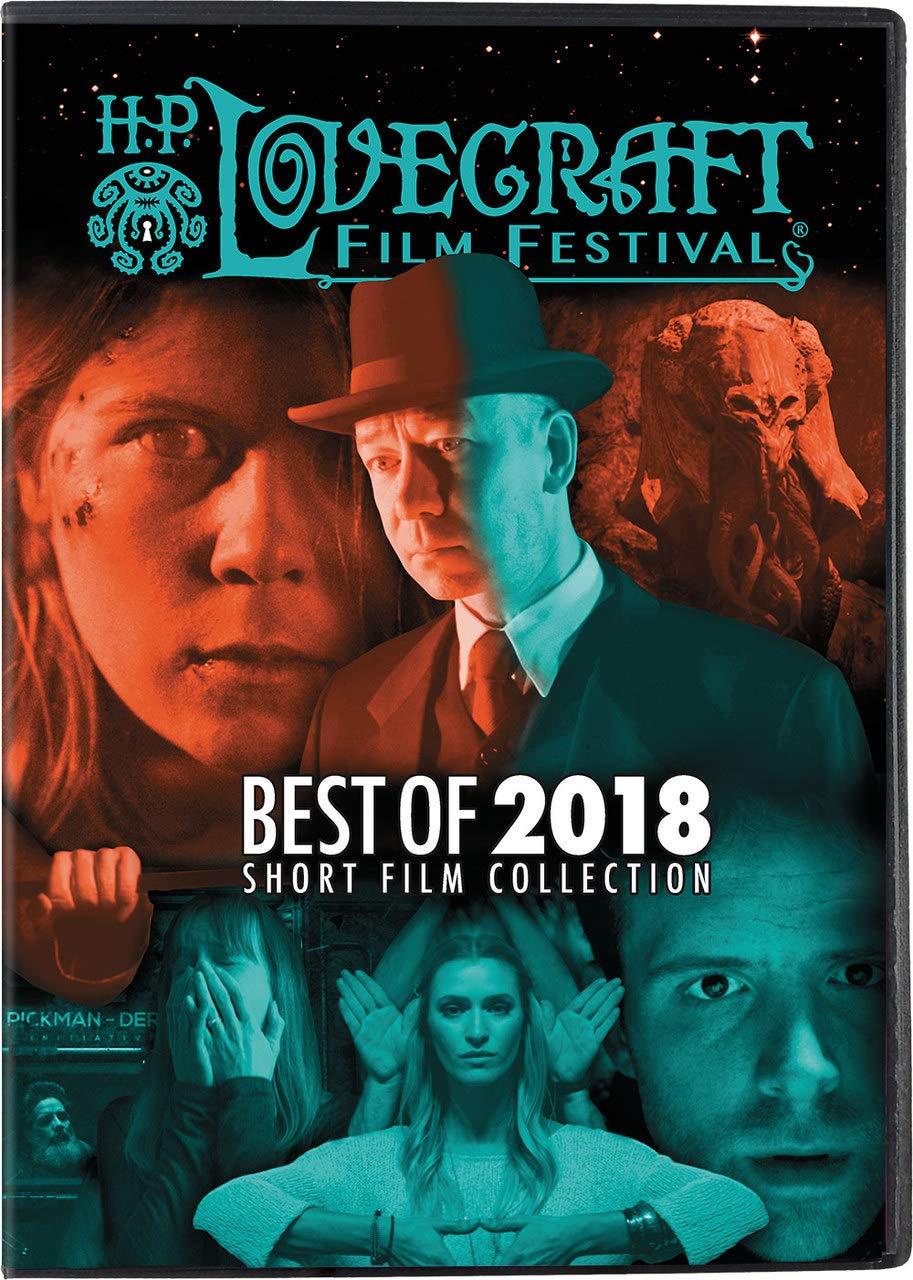 H. P. Lovecraft Film Festival Best of 2018 Short Film Collection (DVD)