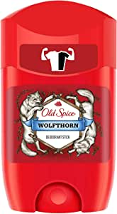 Old Spice Deo Stick Wolfthorn, per stuk verpakt (1 x 50 ml)
