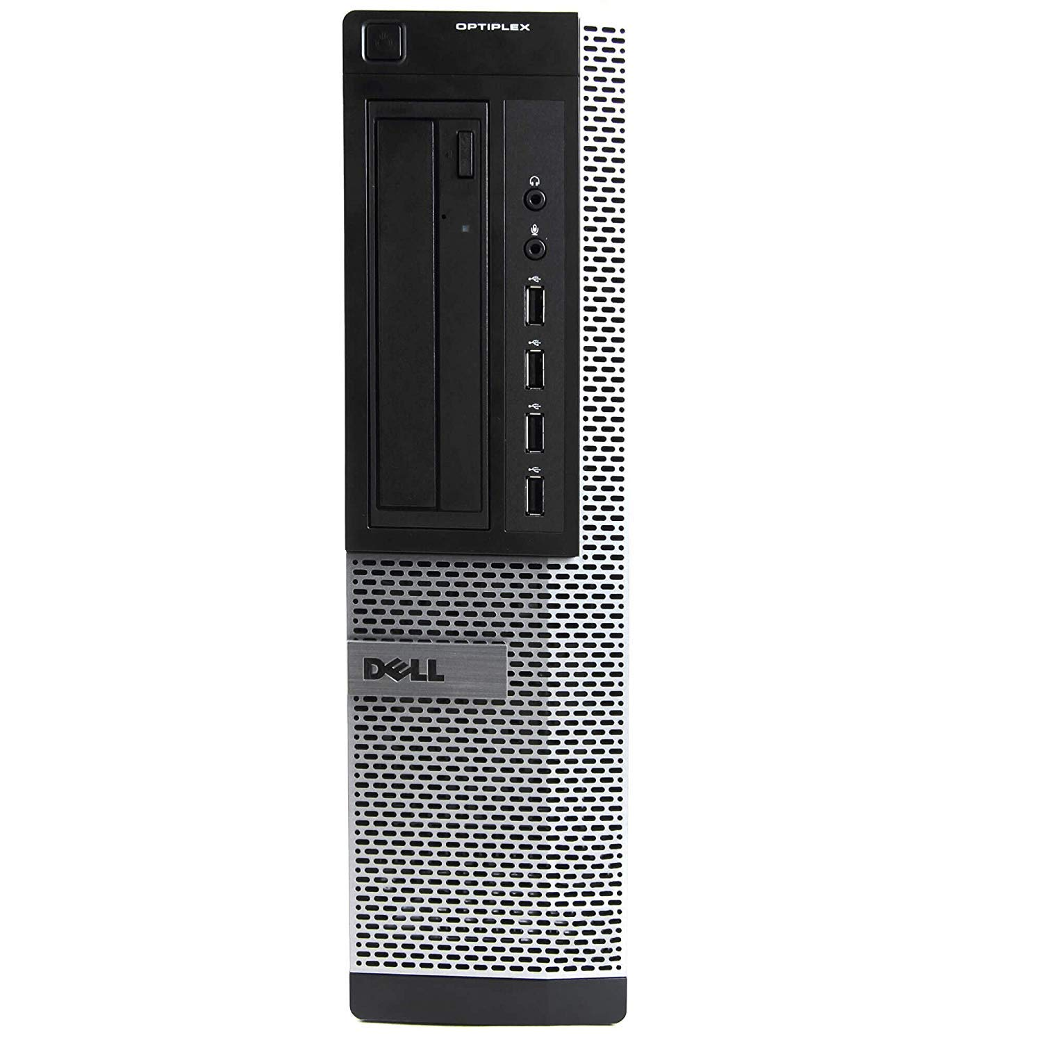 Dell Optiplex 7010 Business Desktop Computer (Intel Quad Core i5-3470  3 2GHz, 16GB RAM, 2TB HDD, USB 3 0, DVDRW, Windows 10 Professional)  (Renewed)