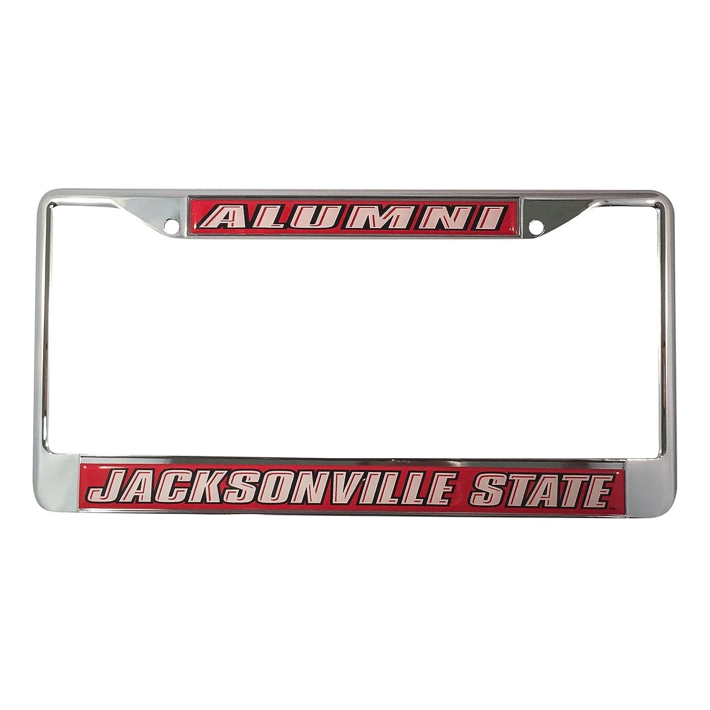 Jacksonville State University Alumni License Plate Frame