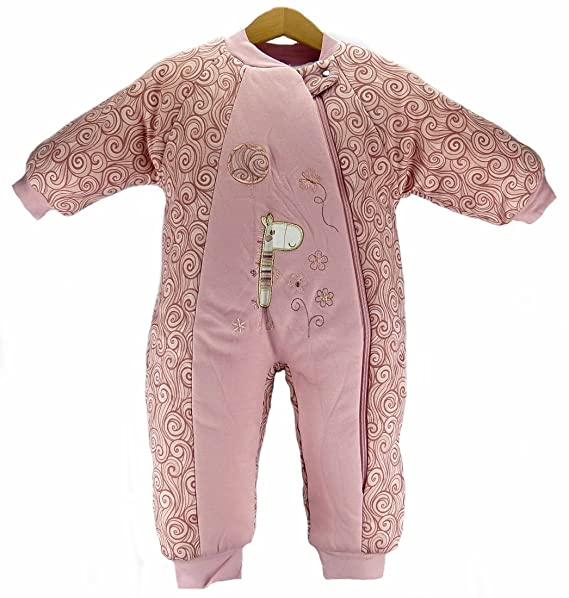 MIS - Saco de dormir - para bebé niña multicolor 2, 5-3Años: Amazon.es: Ropa y accesorios