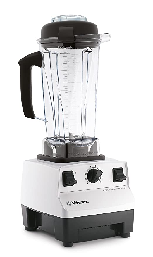 Vitamix VTX tnc5200 Total Nutrition Center Power mezclador para centrifugare/spremere Bianco