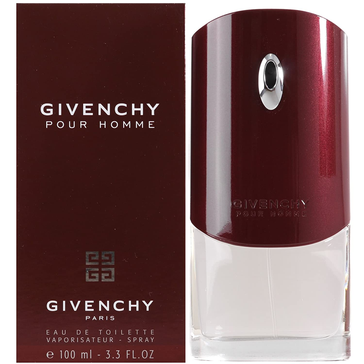 Givenchy Eau Toilette Homme For Him De Ml 100 0O8nwkP