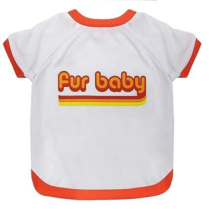 600a7ac89 Pet Supplies   Laur DIY PET TEE Shirt - Fur Baby - LAURDIY Dog Shirt ...