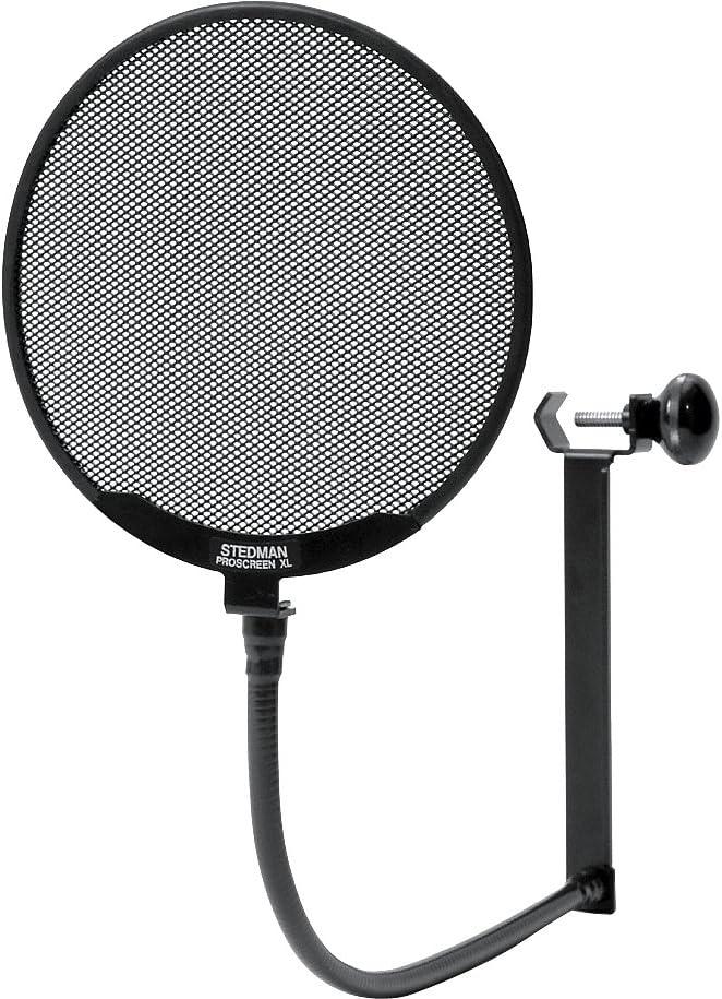 B000BO8ZGQ Stedman Proscreen XL Pop Filter 71envBWru4L.SL1000_