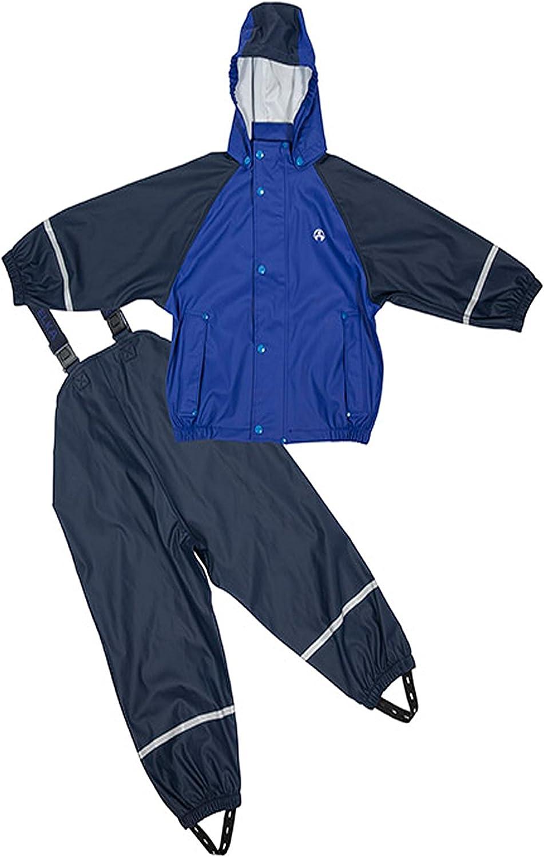 Unbekannt Ragazzo Pantaloni Impermeabili