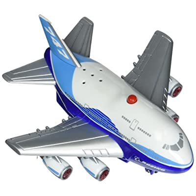 Daron Boeing Pullback Toy with Lights and Sound: Toys & Games
