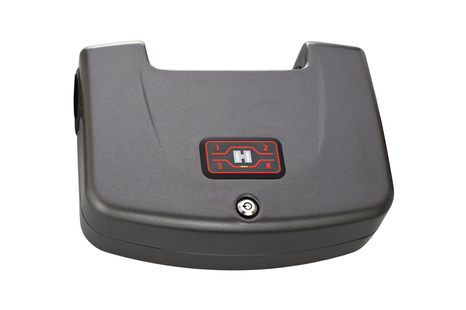 Hornady RAPiD Safe AR Wall Lock RFID, Provide Secure Firearm Storage, Touch-Free Entry, Measures 15'' x 11'' x 3'' by Hornady