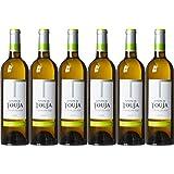 DOMAINE DU TOUJA France Vins du Sud Ouest MDC Vin IGP Côtes de Gascogne 75 cl - Lot de 6 - 2015