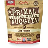 Primal Pet Foods Freeze-Dried Canine Lamb Formula 14 oz, FREE treat with purchase a $9.99 value!