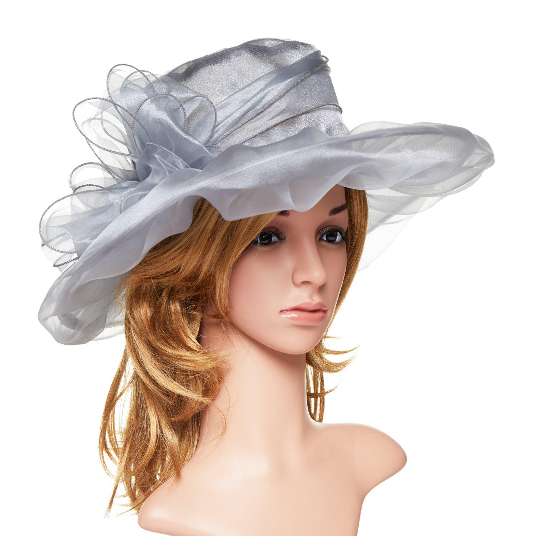 87c376b140081 Greg Bourdy Cheap Fancy Church Hats