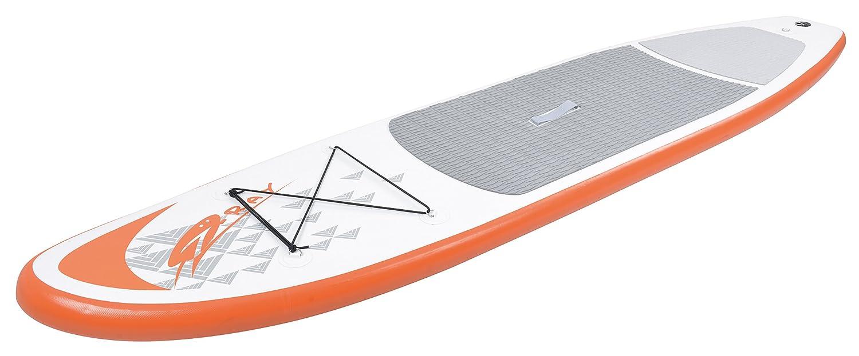 Jilong Z-Ray SUP Paddle Surf inflable para junta de artículos deportivos, Naranja/Blanco: Amazon.es: Deportes y aire libre
