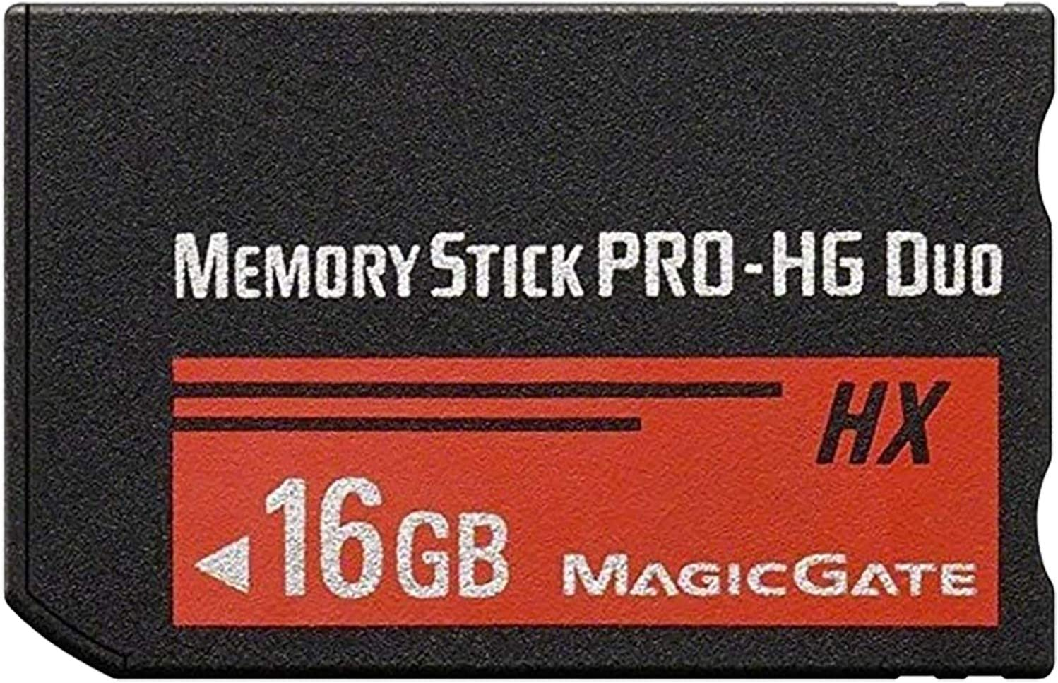 High Speed 16GB Memory Stick Pro-HG Duo for PSP Accessories//Camera Memory Card