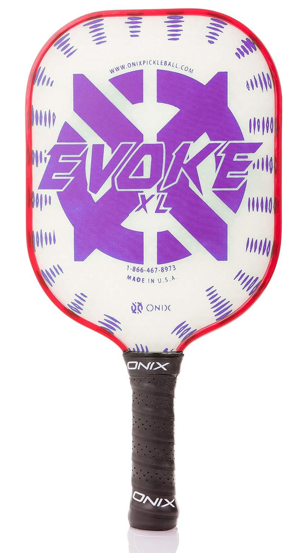 Onix複合Evoke XL Pickleballパドル パープル
