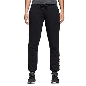 adidas Damen Essentials Linear Hose  Amazon.de  Sport   Freizeit 5bd41ad902