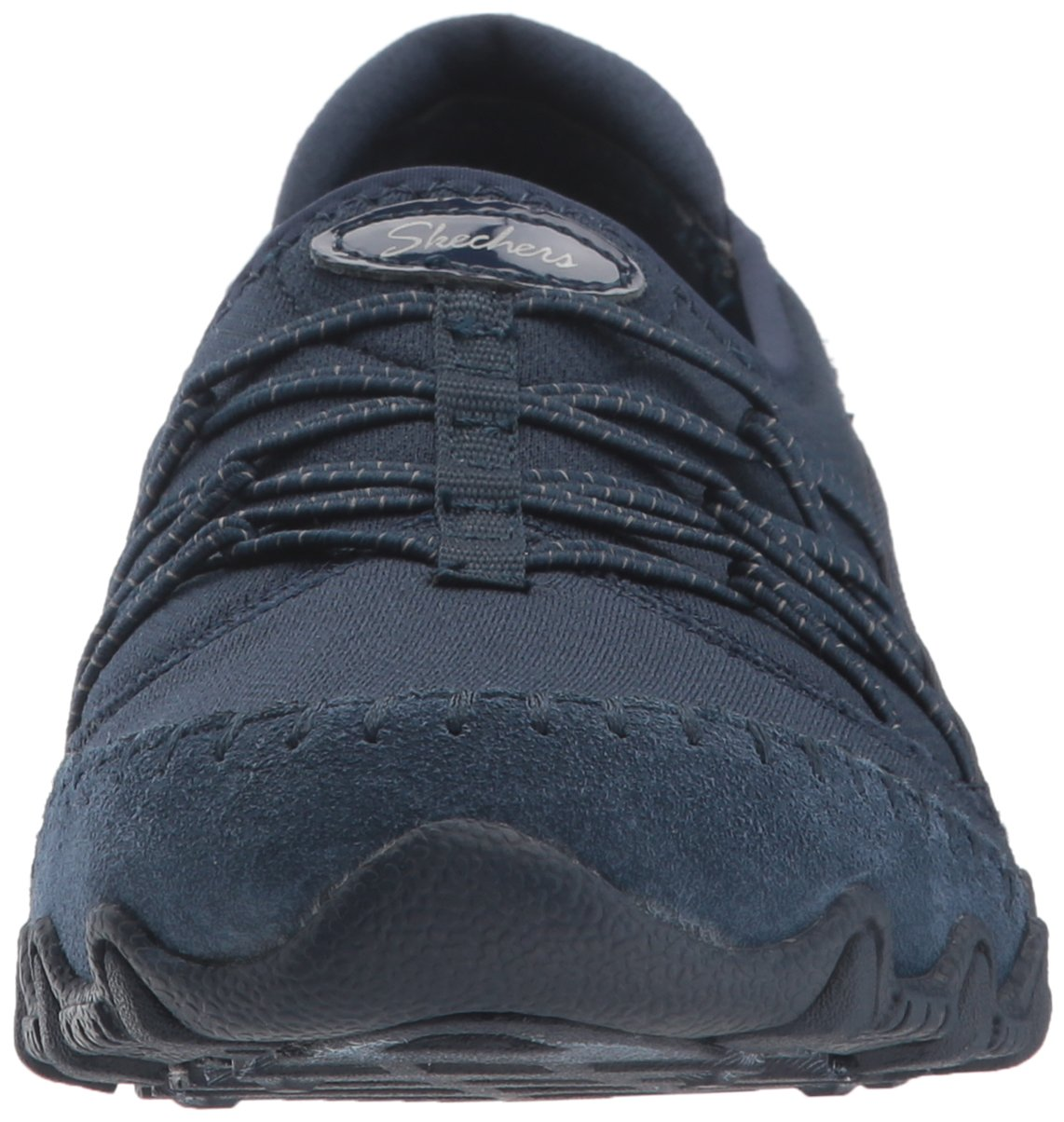 Skechers Women's Bikers Digits-Double Bungee Closure 9 Slip-on-Relaxed Fit Sneaker B079K4FCRC 9 Closure B(M) US|Navy f784f0