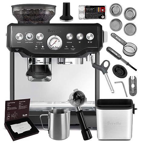 Amazon.com: Breville BES870BSXL - Máquina de café Barista ...
