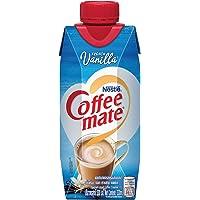 Nestle Liquid Coffee Creamer Half Caffeinated French Vanilla - 330 ml
