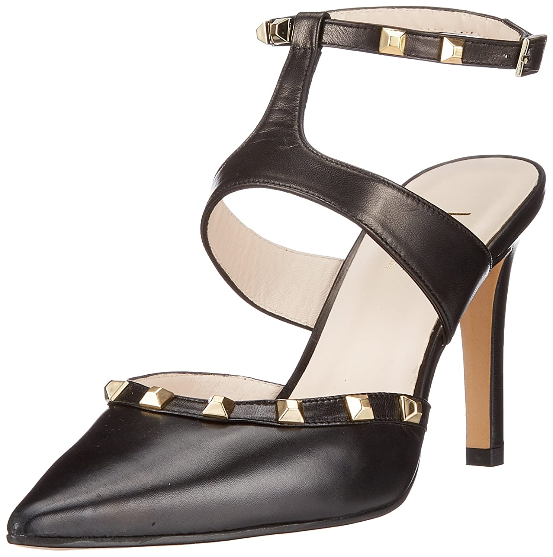 lodi Rameta, Zapatos con Tacon y Correa de Tobillo para Mujer