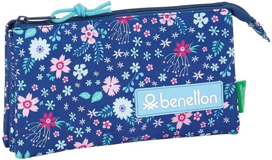 Manualidades / Escolares Multicolor Benetton: Amazon.es: Oficina y papelería