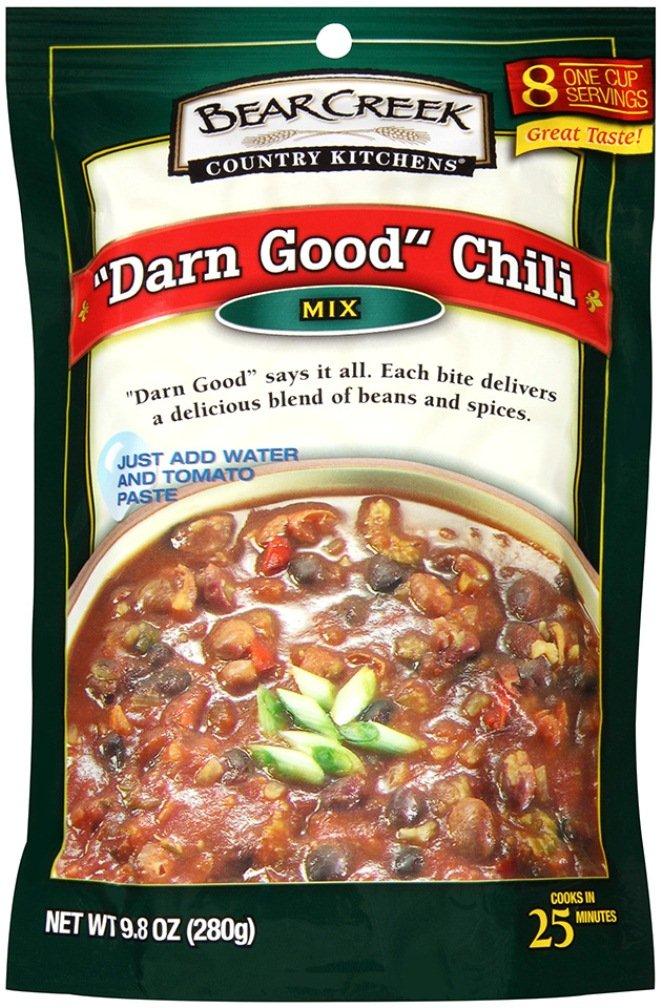 Amazon.com : Bear Creek Country Kitchens, Darn Good Chili Mix, 9.8 Ounce  (Pack Of 6) : Bear Creek Soup Mixes : Grocery U0026 Gourmet Food