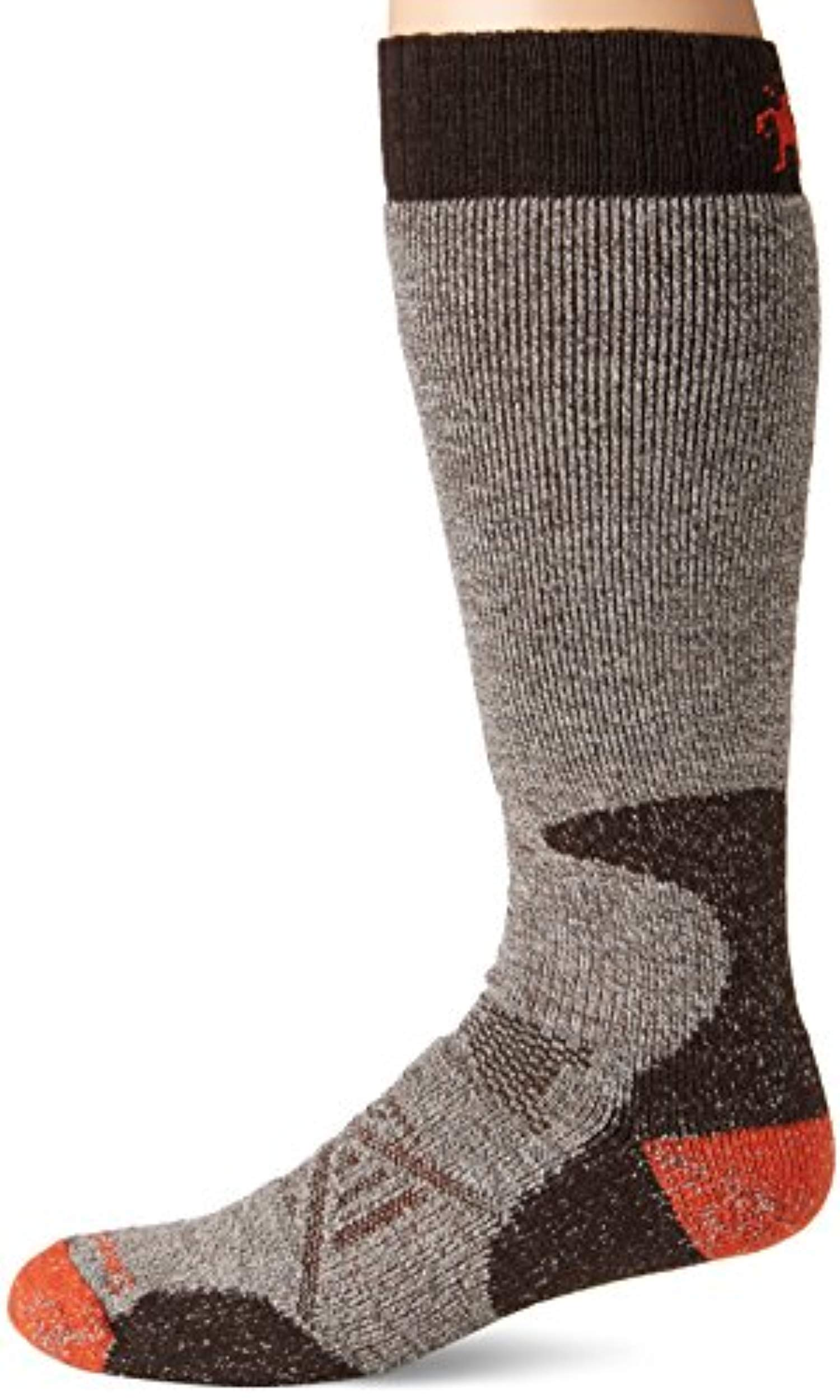 SmartWool PhD Hunt Heavy OTC Socks Taupe M 3-Pack