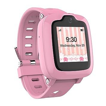 Reloj Inteligente 3G con Rastreador GPS, Pantalla táctil, Cámara ...