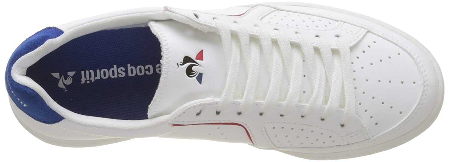 Amazon.com: Le Coq Sportif Womens Icons Sport Optical White/Classic Blue Trainers: Shoes