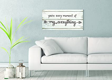 Pennylane Annie LaPoint My Everything Printed on 32x16 Canvas Wall Art