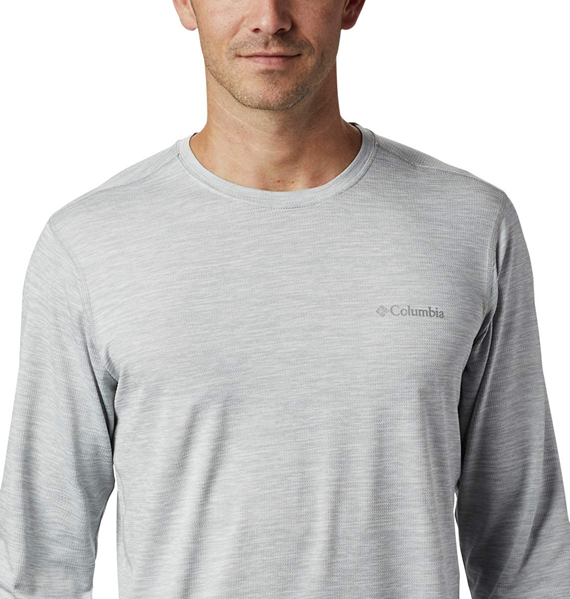 Columbia Mens Deschutes Runner Long Sleeve Shirt