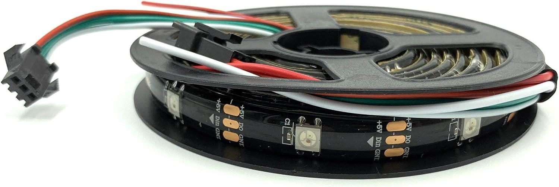 AC 110V//220V Input ALITOVE 5V 20A 100W AC to DC Power Supply Transformer Adapter Converter LED Driver for WS2812B WS2811 WS2813 WS2801 APA102 LED Strip Pixel Light CCTV Camera Security System