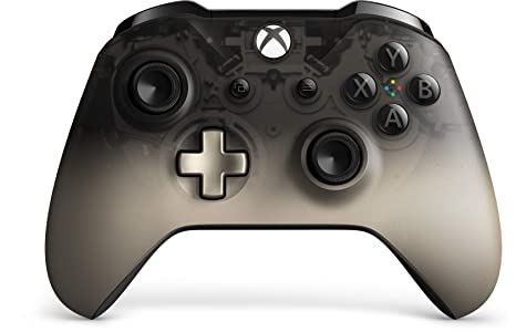 Official Xbox Phantom Black Special Edition Controller