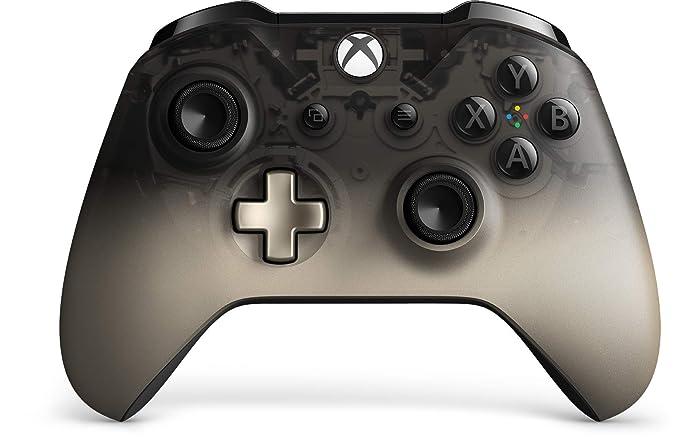 Microsoft - Mando Inalámbrico Negro (Phantom Black), Xbox ...