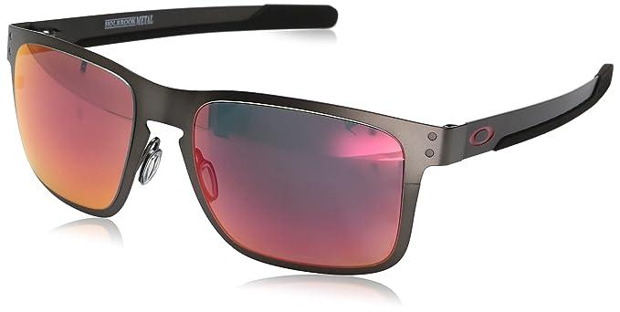Oakley Holbrook Metal, Gafas de sol para Hombre, Plateado 55: Amazon.es: Ropa y accesorios