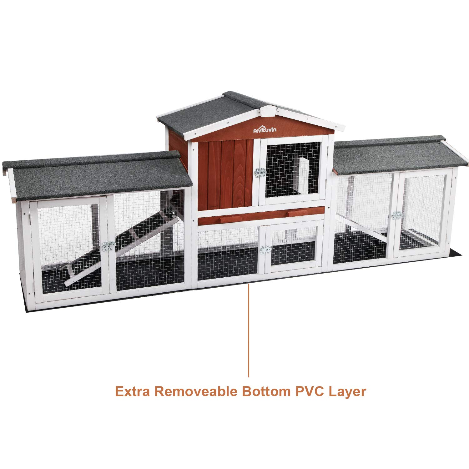 Aivituvin Extra Large en Coop, Rabbit House Wooden Hen House Outdoor on stone face house designs, house house designs, turkey house designs, duck house designs, hawk house designs, bird house designs, cat house designs, rabbit blueprints, small hog house designs, birdhouse house designs, rabbit engineering, flower house designs, wolf house designs, rabbit houses outdoor, crab house designs, faerie house designs, rottweiler dog house designs, ariel house designs, rabbit farming for profit, playing card house designs,