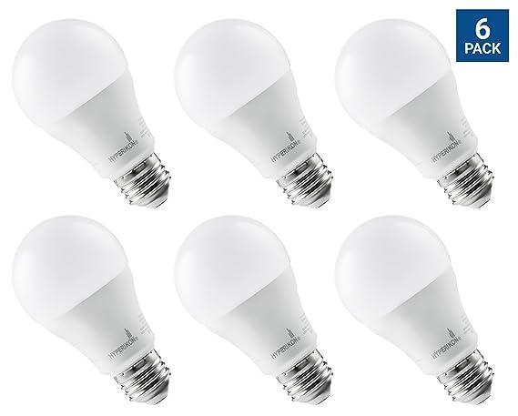 Hyperikon A19 LED Light Bulb, 14W (100W Equivalent), 4000K (Daylight Glow