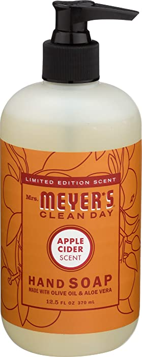 The Best Spiced Apple Soap