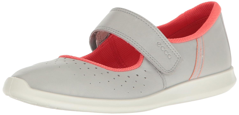 ECCO Women's Women's Sense Mary Jane Fashion Sneaker B01I6F3ZHK 35 EU/4-4.5 M US|Concrete/Concrete-black