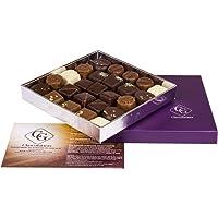 CH3-Boîte de Chocolats Weiss Fabrication Française 250g-Ballotin de Chocolats - Chocolats à offrir - Chocolat artisanal-Chocolats Fins-Chocolats de Luxe-Coffret Cadeau Chocolats de Noël