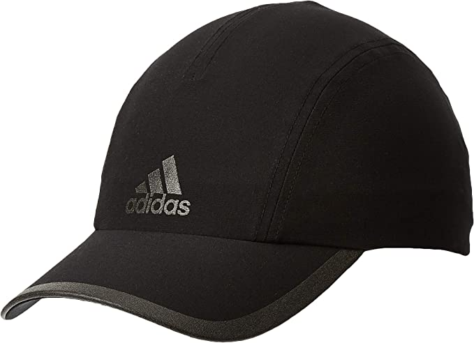 adidas R96 CL Cap Hat, Unisex Adulto, Black/Black/Black Reflective ...