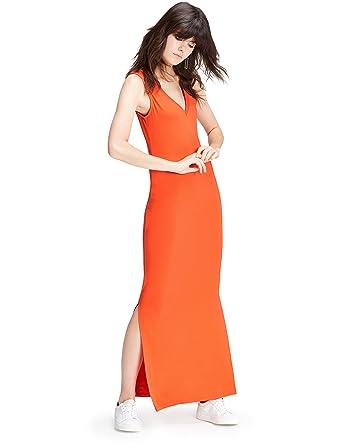 5e185d5bae3 FIND Robe Longue Femme  Amazon.fr  Vêtements et accessoires