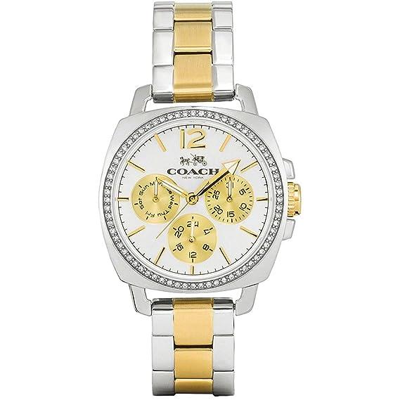 8cae2ac06ae03 Coach Ladies Boyfriend Analog Dress Quartz Watch (Imported) 14502129   Amazon.ca  Watches