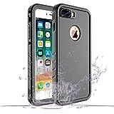 super popular 949fd 9df3c Amazon.com: iPhone 8 Plus Case, NexCase Waterproof Full-body Rugged ...