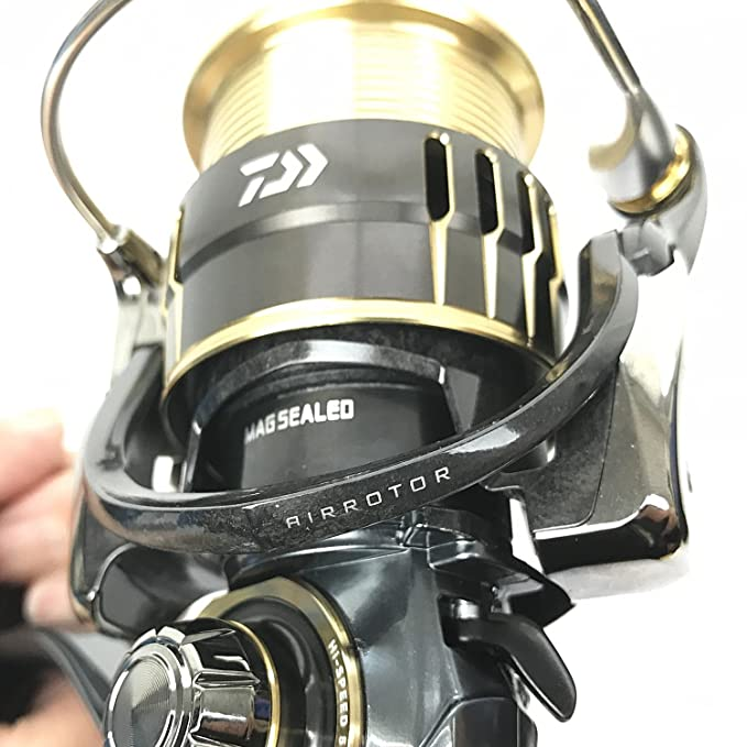 Amazon.com: Daiwa (Daiwa) Spinning Reel Size 17 Theory 2506 ...