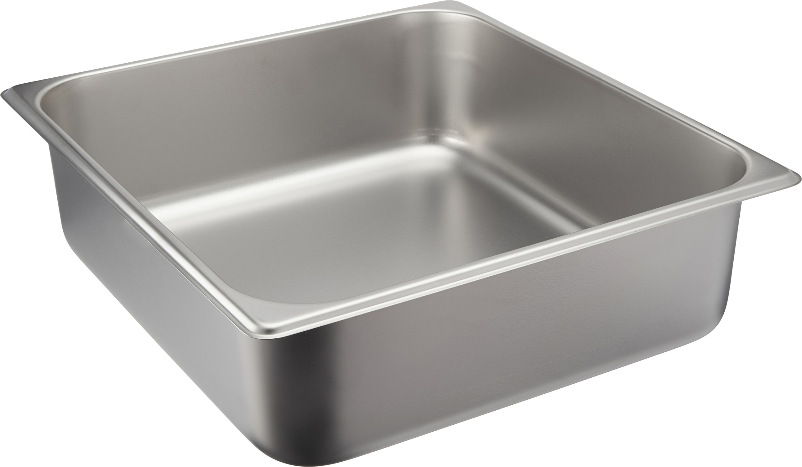 Winco SPTT4 2/3 Size Pan, 4-Inch by Winco