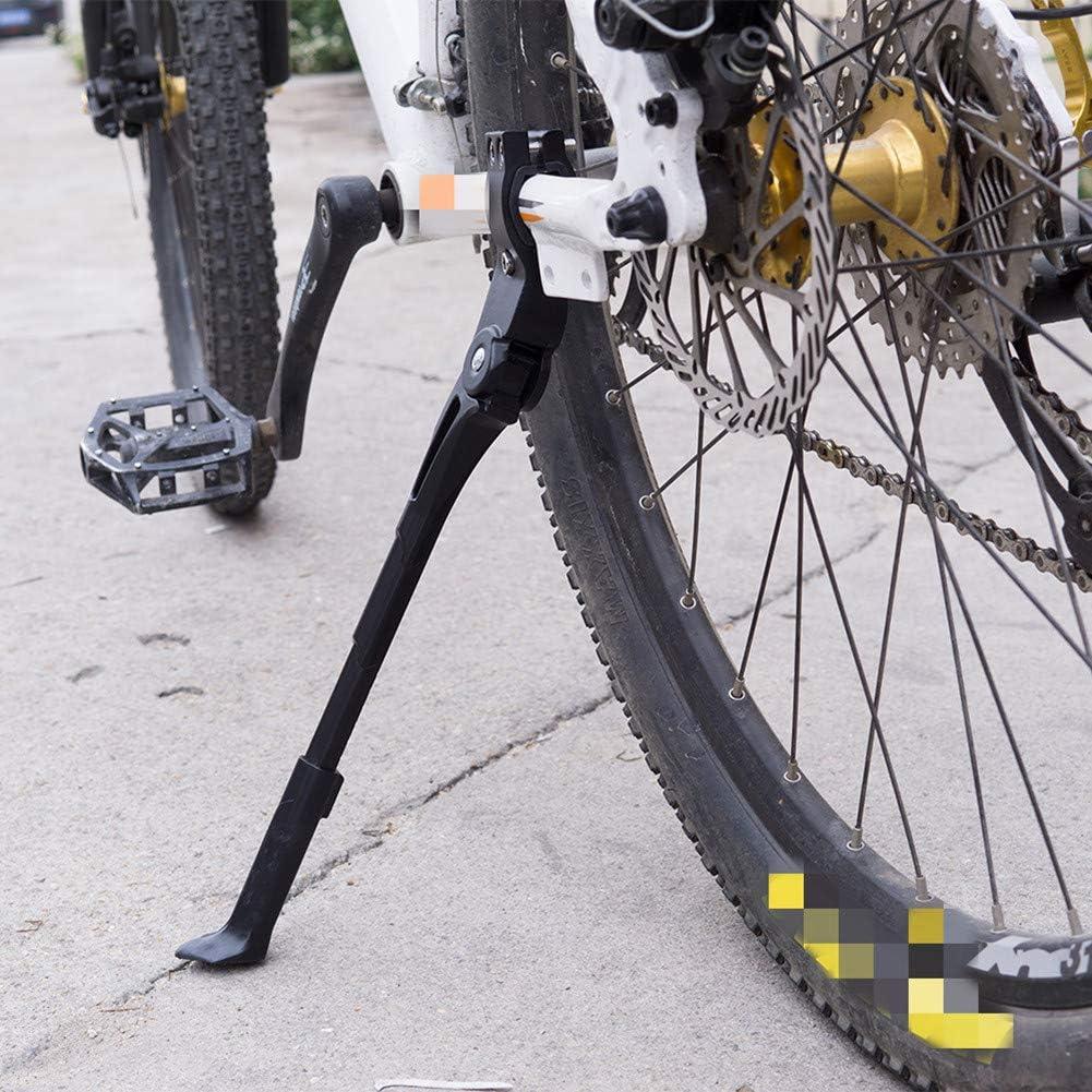 Pata de Cabra Bicicleta monta/ña Pata de Cabra Bicicleta Infantil Soporte de la Bici La Bicicleta est/á Soporte de Bicicletas