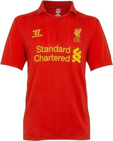 WARRIOR Liverpool - Camiseta de Deporte y Fans, tamaño Medio, Color 0: Amazon.es: Ropa y accesorios