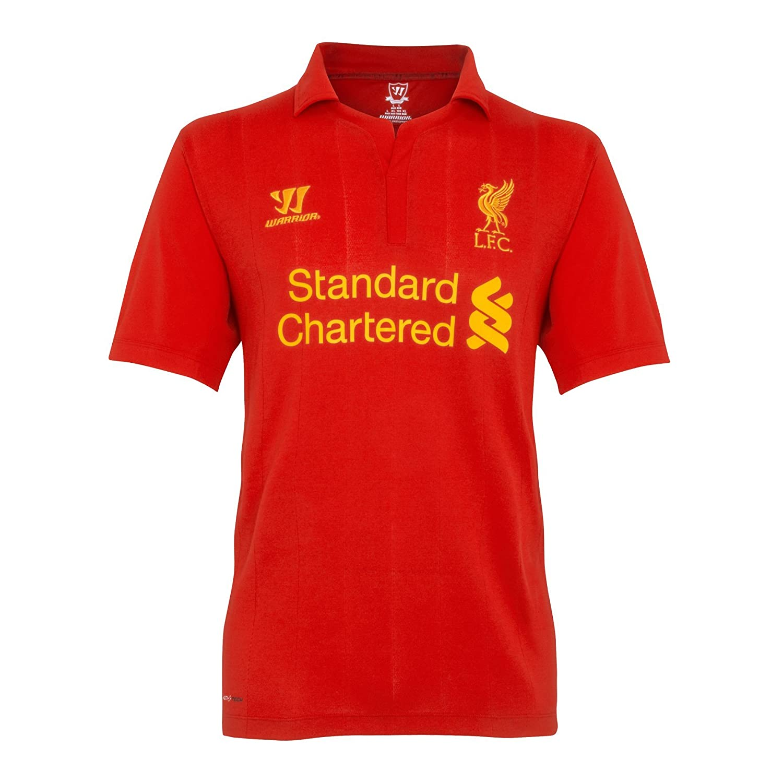quality design 5fe09 df69e Liverpool Home Shirt 2012/2013