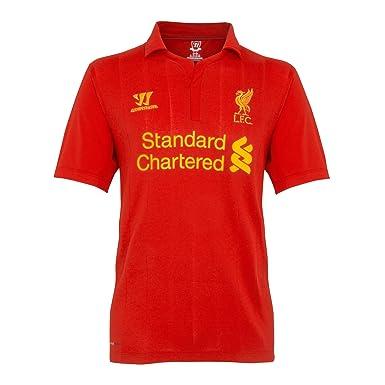 Warrior Liverpool - Camiseta de deporte y fans: Amazon.es: Ropa y accesorios