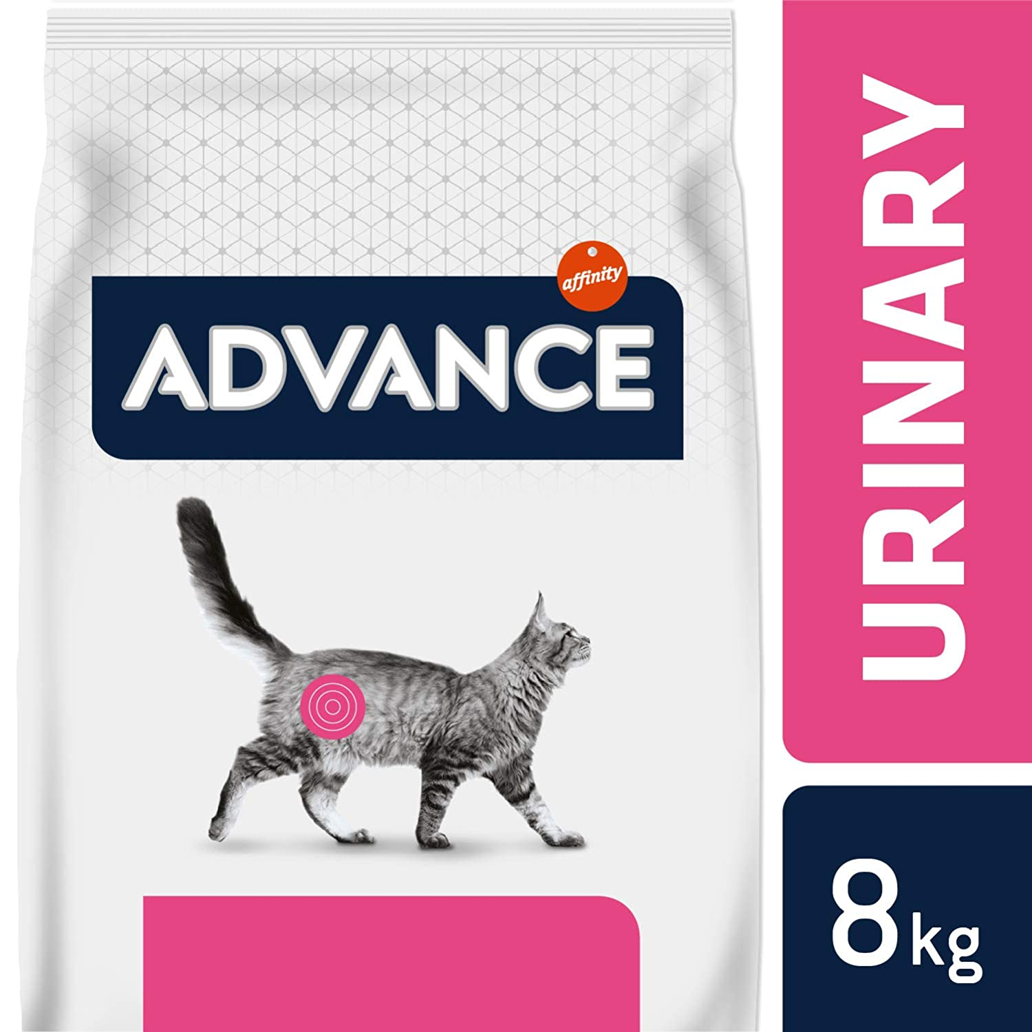 Advance Diets Urinary Pienso para Gato Adulto con Pollo - 8000 gr: Amazon.es: Productos para mascotas